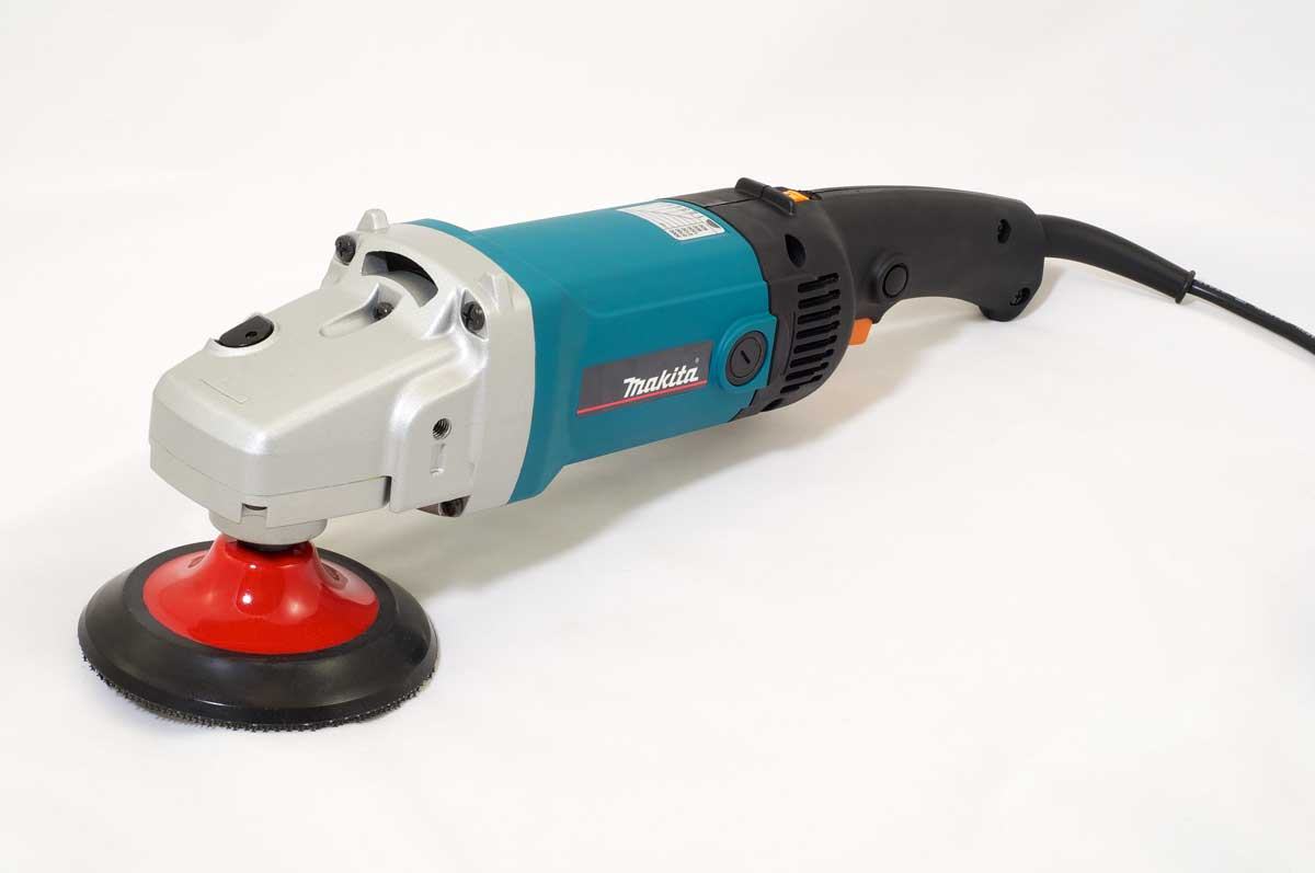 makita polishing machine